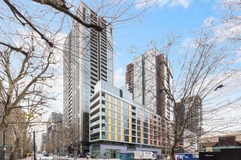 1 bedroom flat to rent - Ostro Tower, 31 Harbour Quay, Isle Of Dogs, London, E14 9YX