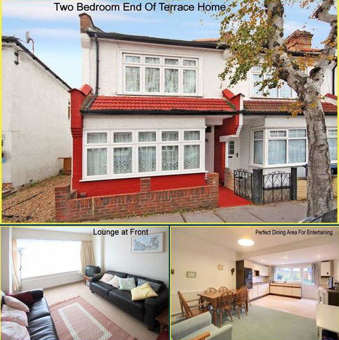 2 bedroom terraced house for sale - Barmouth Road, Shirley