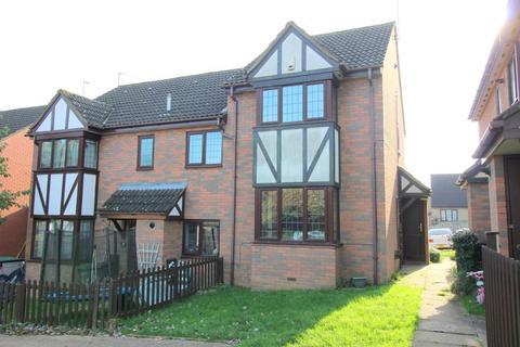 2 bedroom end of terrace house for sale - Felbrigg Close, Luton, Bedfordhshire, LU2 8UL