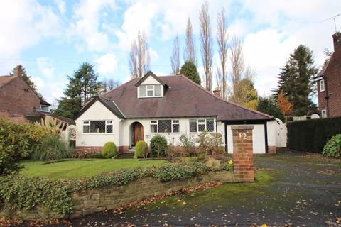 3 bedroom detached bungalow for sale - Chadkirk Road, Romiley