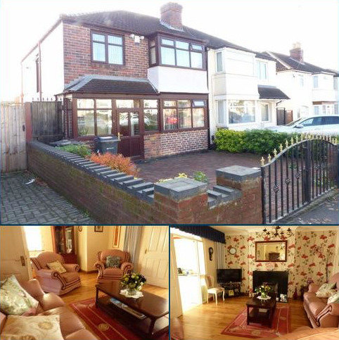3 bedroom semi-detached house for sale - Ansell Road, Birmingham