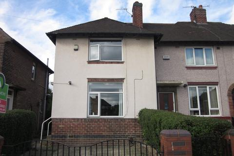 2 bedroom terraced house to rent - Wordsworth Avenue, Sheffield