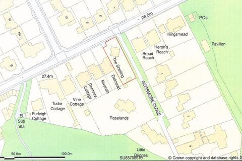 Land for sale - Potential building plot in Gossmore Lane, Marlow.
