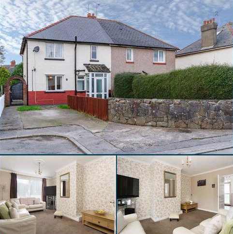 3 bedroom semi-detached house for sale - Gilbert Place, Mynachdy, Cardiff