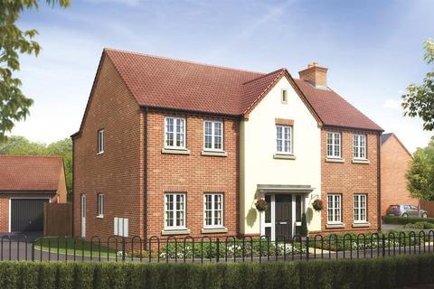 4 bedroom detached house for sale - The Woodford Plot 125), Hambleton Chase, Stillington Road, Easingwold, York