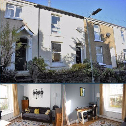 2 bedroom terraced house for sale - Nottage Road, Newton, Swansea
