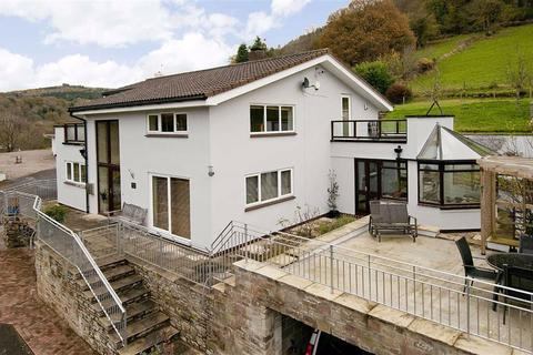 5 bedroom detached house for sale - Hillside Road, Redbrook Monmouth