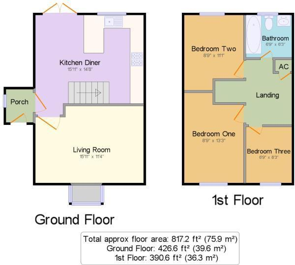 Floorplan: 22 Blacksmith Drive, Weavering (Floorplan).jpg