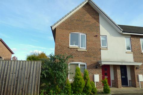 3 bedroom end of terrace house for sale - Queensgate, Beverley. East Yorkshire, HU17 8NJ