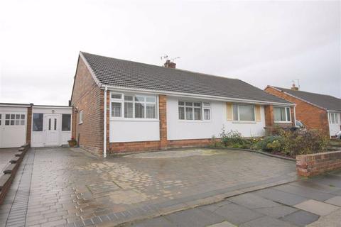 2 bedroom semi-detached bungalow for sale - Shaftesbury Crescent, Marden Farm, Tyne & Wear, NE30