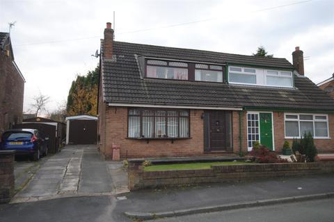 3 bedroom semi-detached bungalow for sale - Ashdale Road, Hawkley Hall, Wigan