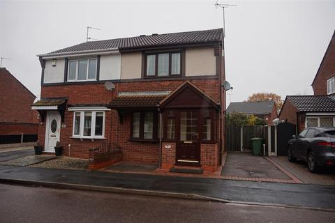 2 bedroom detached house to rent - 4 Ingestre Close, Bloxwich, Walsall, WS3 3UT