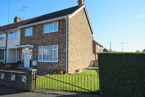 3 bedroom end of terrace house for sale - Brompton Close, Anlaby, Hull