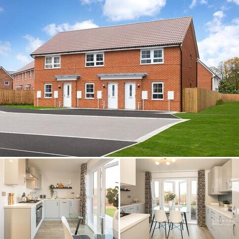 2 bedroom terraced house for sale - Plot 464, Kenley at Cherry Tree Park, St Benedicts Way, Ryhope, SUNDERLAND SR2