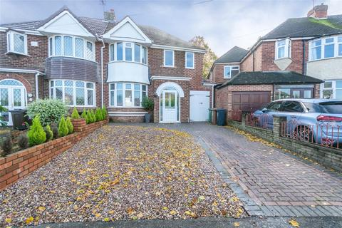 4 bedroom semi-detached house for sale - Springfield Crescent, Solihull, West Midlands, B92