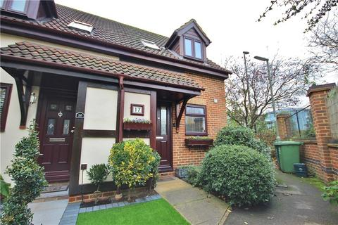 2 bedroom end of terrace house for sale - King George Close, Sunbury-on-Thames, Surrey, TW16