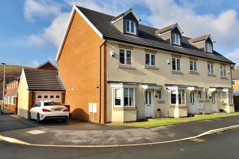 3 bedroom end of terrace house for sale - Larch Lane, Tredegar