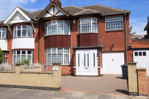4 bedroom semi-detached house to rent -  Romway Road,  Leicester, LE5