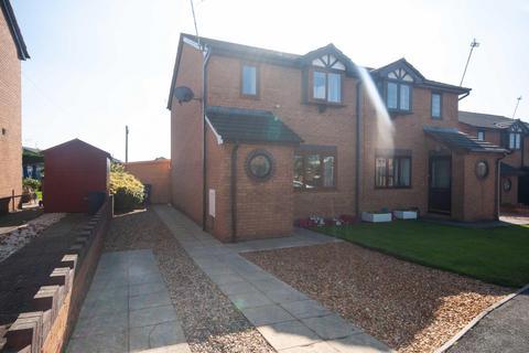 2 bedroom semi-detached house to rent - 9 Moorefields, Buckley