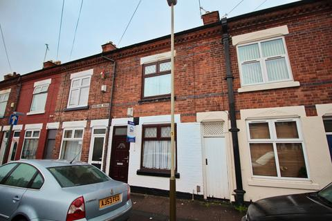 3 bedroom terraced house for sale - Woodland Road, Leicester, LE5