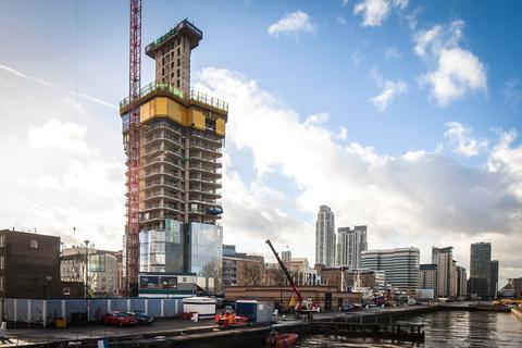 1 bedroom flat for sale - Dollar Bay, Canary Wharf, London, E14