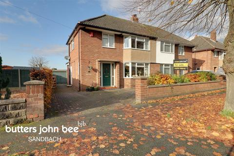 3 bedroom semi-detached house for sale - Belmont Avenue