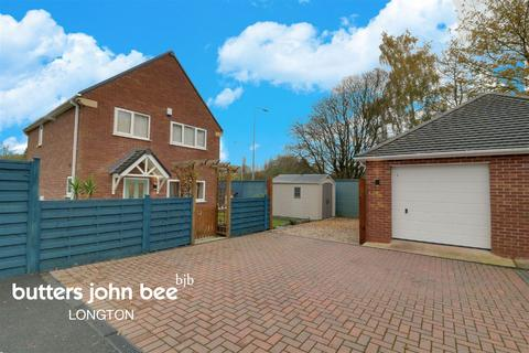 3 bedroom detached house for sale - The Gethings, Blythe Bridge, Staffordshire