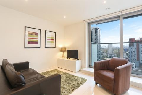 Studio to rent - West Tower, Pan Peninsula, Canary Wharf E14