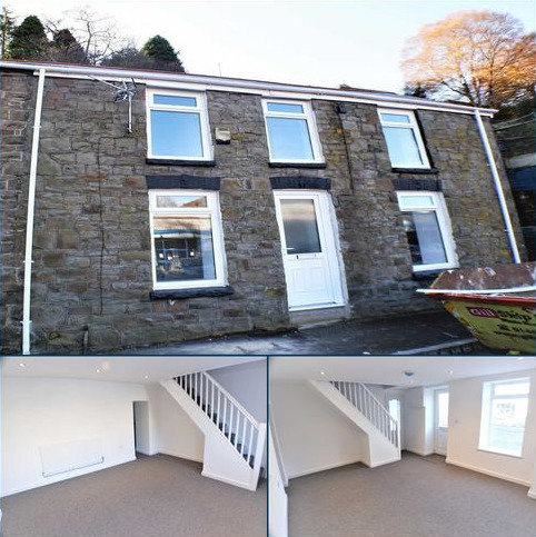 2 bedroom end of terrace house for sale - Cymmer Road