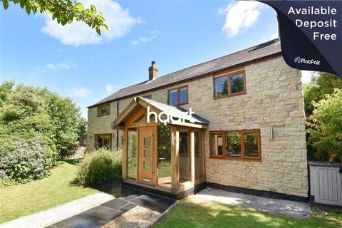4 bedroom detached house to rent - The Pitchens, Wroughton