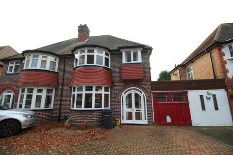 4 bedroom semi-detached house for sale - Miall Road, Hall Green, Birmingham
