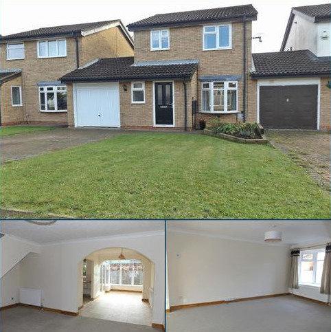 3 bedroom detached house to rent - Strelley Avenue, Northampton, Northamptonshire, NN39UH