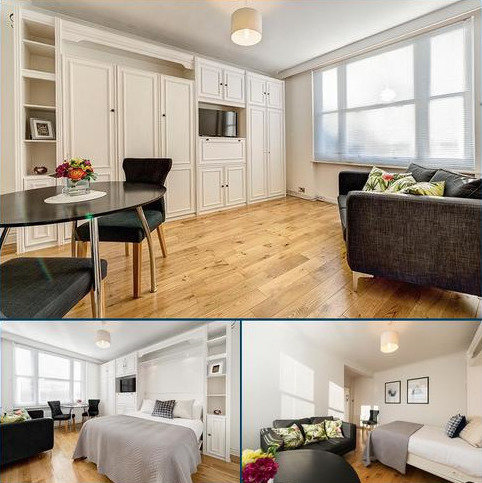 Studio to rent - Hill St, Mayfair, London, UK