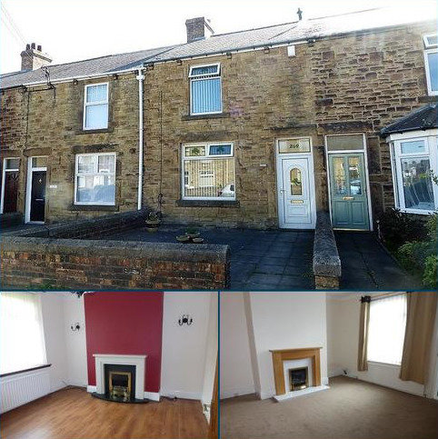 2 bedroom terraced house to rent - Medomsley Road, Consett DH8
