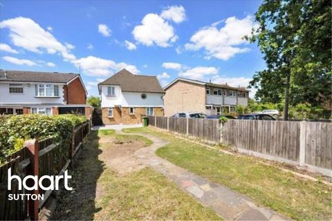 2 bedroom house share to rent - Benhill Wood Road, SM1