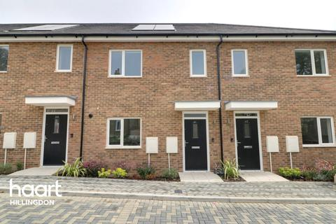 3 bedroom terraced house for sale - Masterman Place, Uxbridge