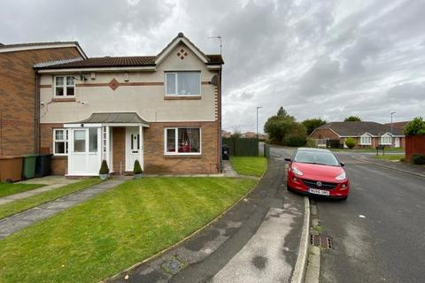3 bedroom terraced house for sale - STONETHWAITE CLOSE, BAKERS MEAD, HARTLEPOOL