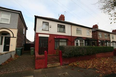 3 bedroom semi-detached house for sale - Bidston Avenue, Birkenhead, Merseyside. CH41