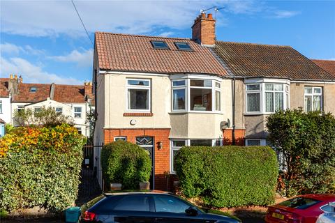 4 bedroom end of terrace house for sale - Doone Road, Horfield, Bristol, BS7