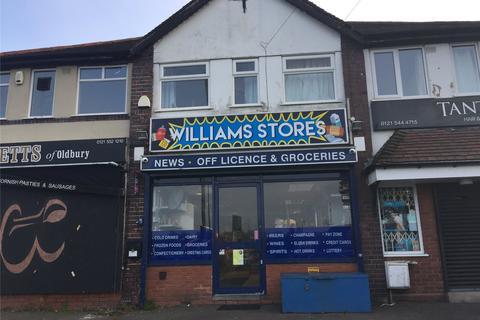 Retail property (high street) to rent - Wolverhampton Road, Oldbury, West Midlands, B68