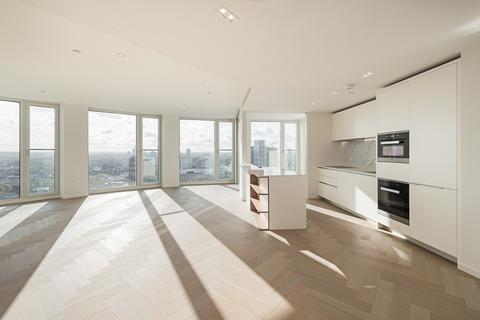 3 bedroom flat to rent - Upper Ground, Southbank, London, SE1