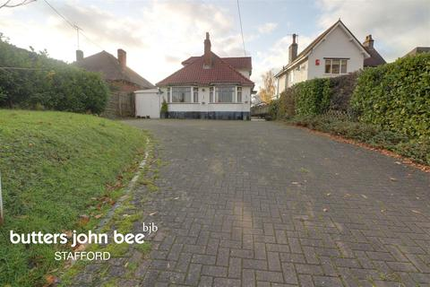 3 bedroom bungalow for sale - Thorneyfields Lane, Stafford
