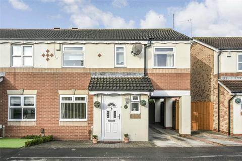 4 bedroom semi-detached house for sale - Whitley Close, Clifton Moor, YORK