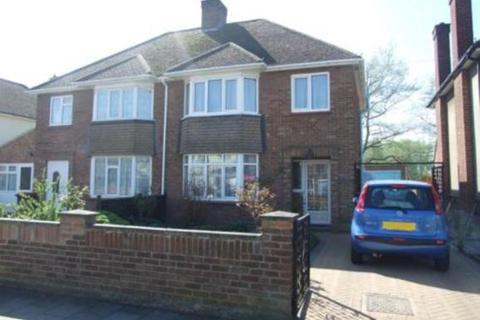 3 bedroom semi-detached house to rent - Honeyhill Road, Bedford MK40