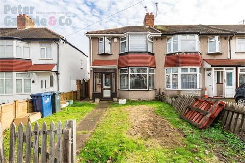 3 bedroom end of terrace house for sale - Fairfield Drive, Perivale, Greenford, Greater London