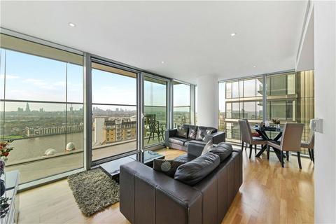 2 bedroom flat for sale - Landmark West Tower, 22 Marsh Wall, London, E14