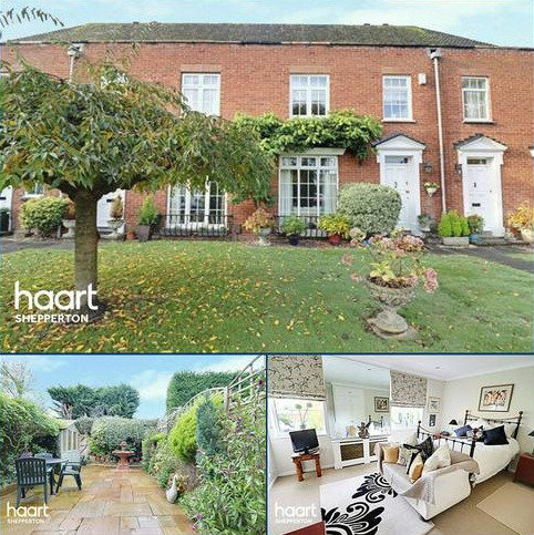 2 bedroom terraced house for sale - Mulberry Trees, Shepperton