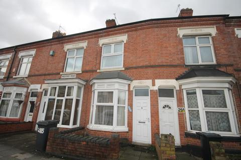 4 bedroom terraced house to rent - Welford Road, Leicester, LE2, Clarendon Park