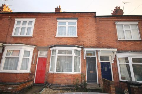 4 bedroom terraced house to rent - Thurlow Road, Leicester, LE2, Claredon Park