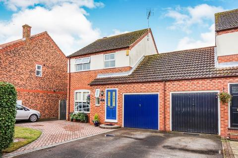3 bedroom link detached house to rent - Riverside Gardens, Elvington